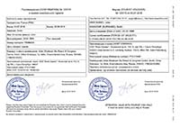 Example russian visa invitation